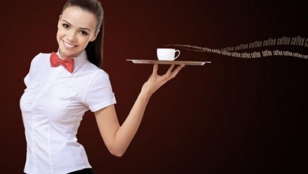 Sex mit der Bedienung