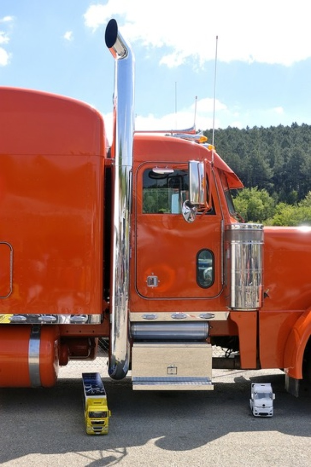 Der Truck driver