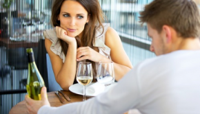Romantisches Abendessen Sexgeschichten