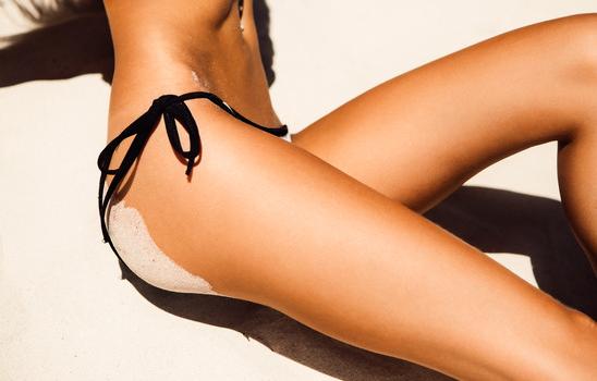 Sex beim Sonnenbaden