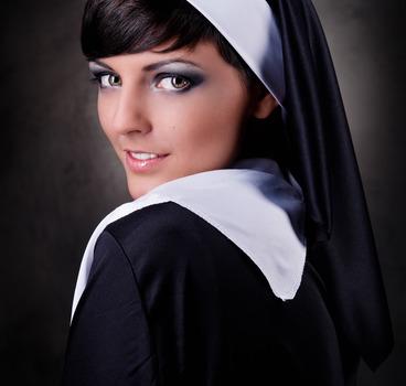 Sex mit einer Nonne
